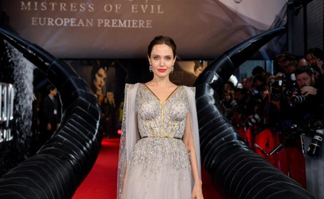 Как Жени Джаферович успя да се снима с Анджелина Джоли