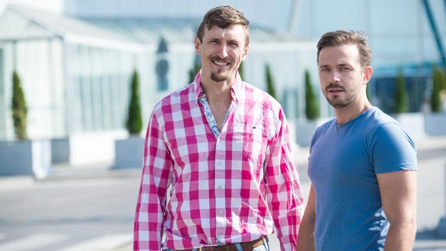 Алек и Димо: Героите ни пристигат променени и осъзнати