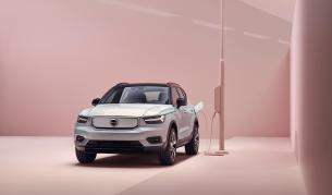 <p>Първото електрическо Volvo идва с 408 к.с. и 400 км пробег</p>