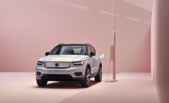 Първото електрическо Volvo идва с 408 к.с. и 400 км пробег