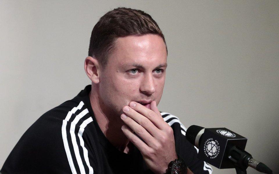 Матич е готов да напусне Юнайтед през януари