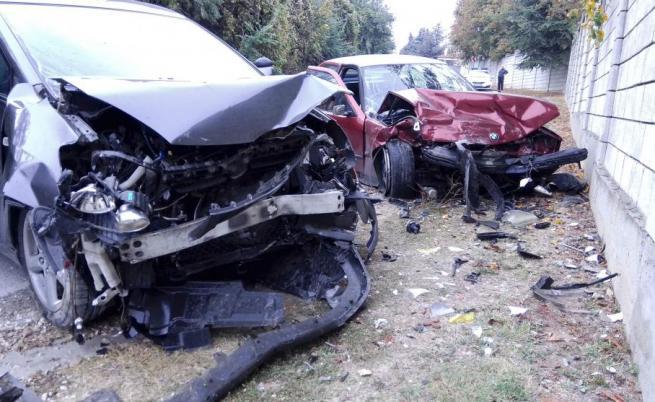 Тежка катастрофа на пътя София - Варна, петима загинаха