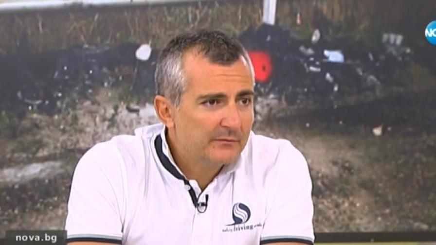 Димитър Илиев, автомобилен състезател