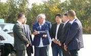 Южнокорейски производител на електромобили в Плевен
