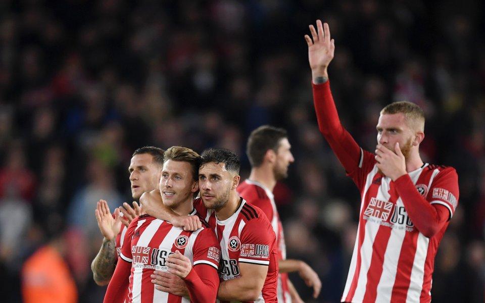 Отборът на Шефилд Юнайтед постигна изключително ценна победа с 1:0