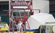 Ужас в Англия – 39 убити в камион, дошъл от България