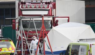 39 убити в български камион. Борисов коментира