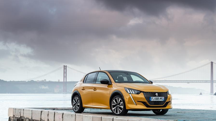 <p>Peugeot 208 e &ldquo;Автомобил на 2020 година в Европа&rdquo;</p>