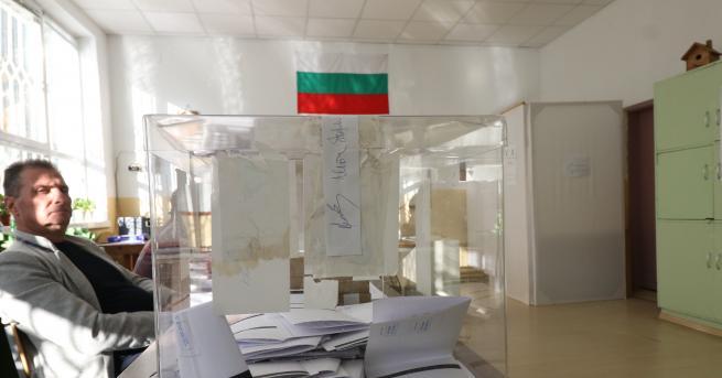 България Данните от паралелното преброяване за местния вот Според данните