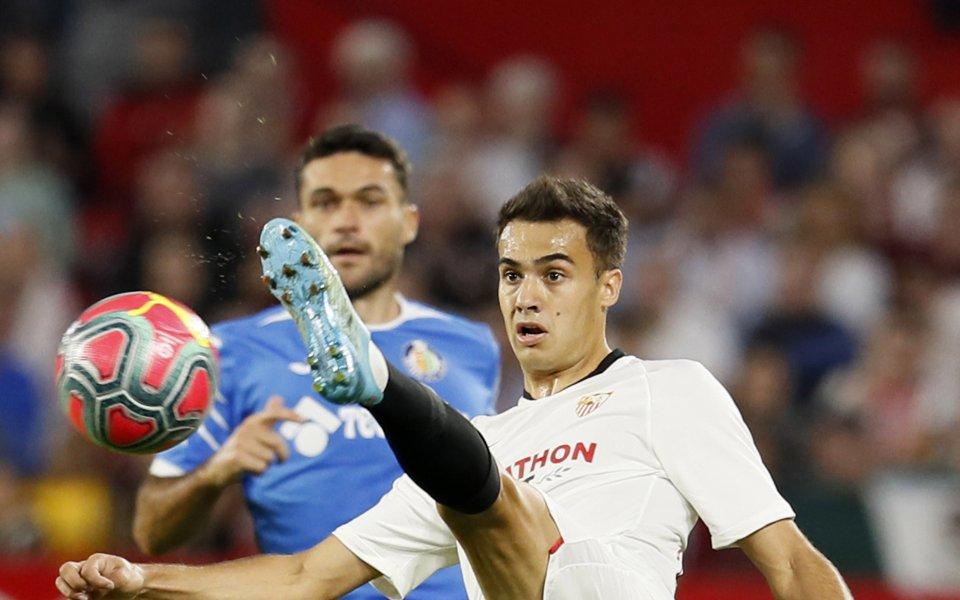 С голове през второто полувреме Севиля спечели с 2:0 у