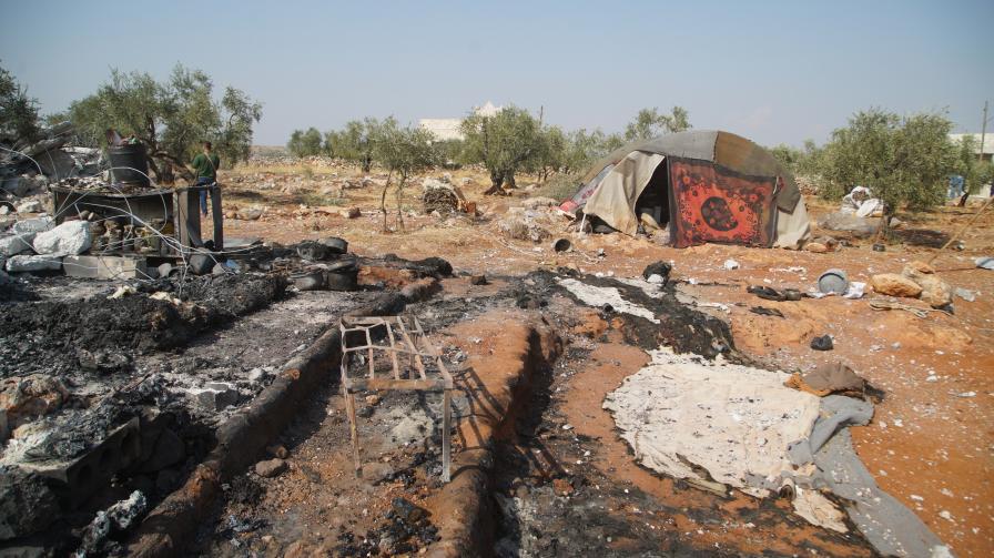 сирия багдади конфликт ислямска държава