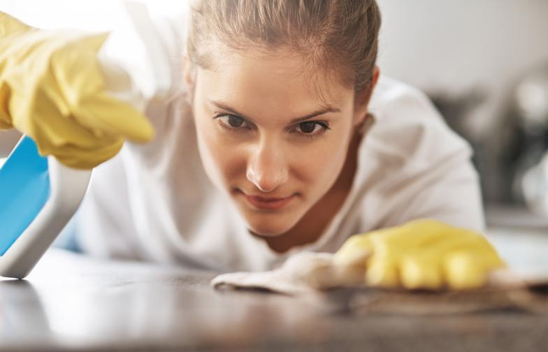 кухня чистене