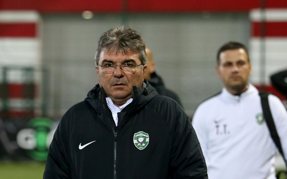 Един от помощник-треньорите в Лудогорец – Алекси Желязков изрази задоволство