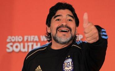 Марадона: Някои клубове са в постоянна пандемия