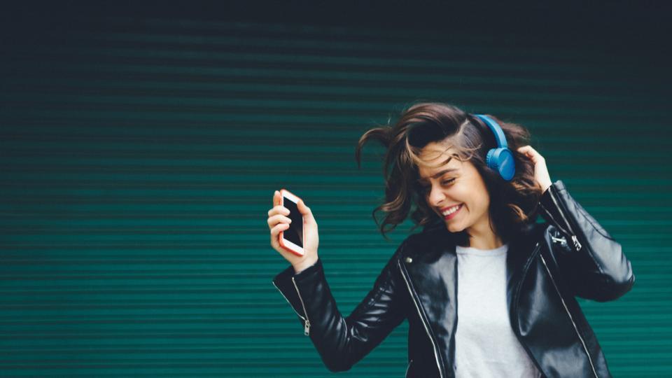 жена музика