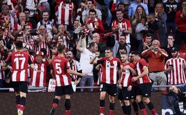 Атлетик Билбао се промъкна на 1/8-финалите за Купата на Краля след драма с Елче