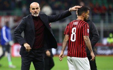 Пиоли: Трябва да играем на 200% срещу Наполи
