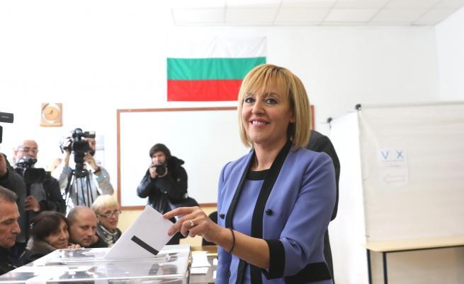 Защо Манолова иска касиране на изборите