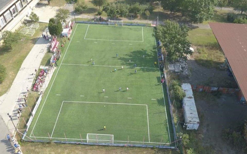 Футболни звезди събира за пореден път детския елит в Бургас