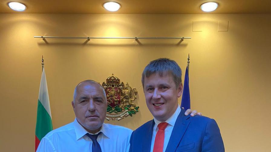 Борисов: Гарантираме спокойствието на Европа