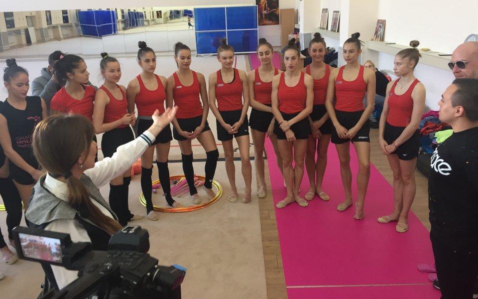 Ансамбълът по художествена гимнастика ще пропусне Европейското първенство