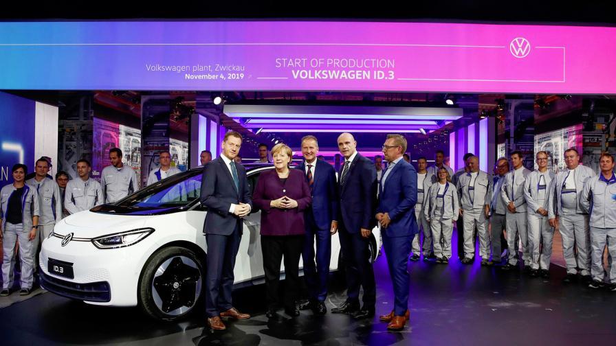 Германия ускорява електрификацията с по-големи субсидии