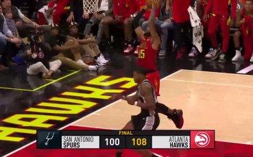Всичко най-интересно в НБА от изминалата нощ, ЛА превзе върха