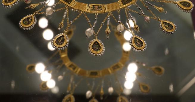 Начало Как да се включа Вдъхновените Треска за (преславско) злато: