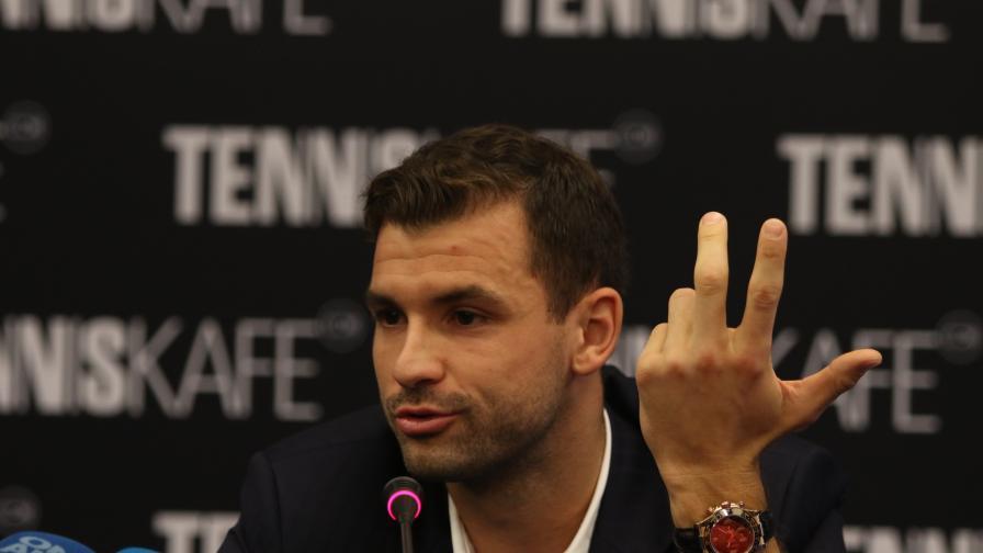 <p><strong>Григор Димитров:</strong> Олимпийските игри не са ми цел</p>