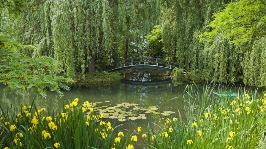 Градините на Клод Моне