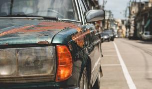 <p>Топ 5 на най-ръждивите автомобили</p>