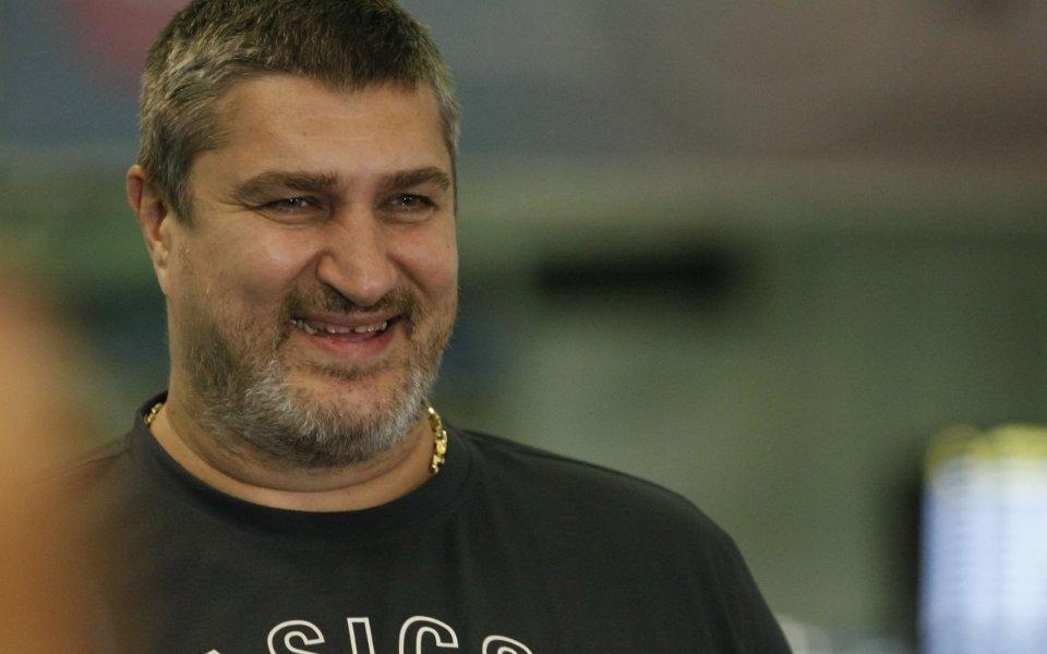 Любо Ганев стана шампион по табла
