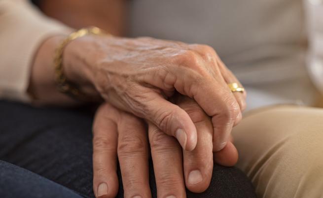 Това е най-старата двойка в света