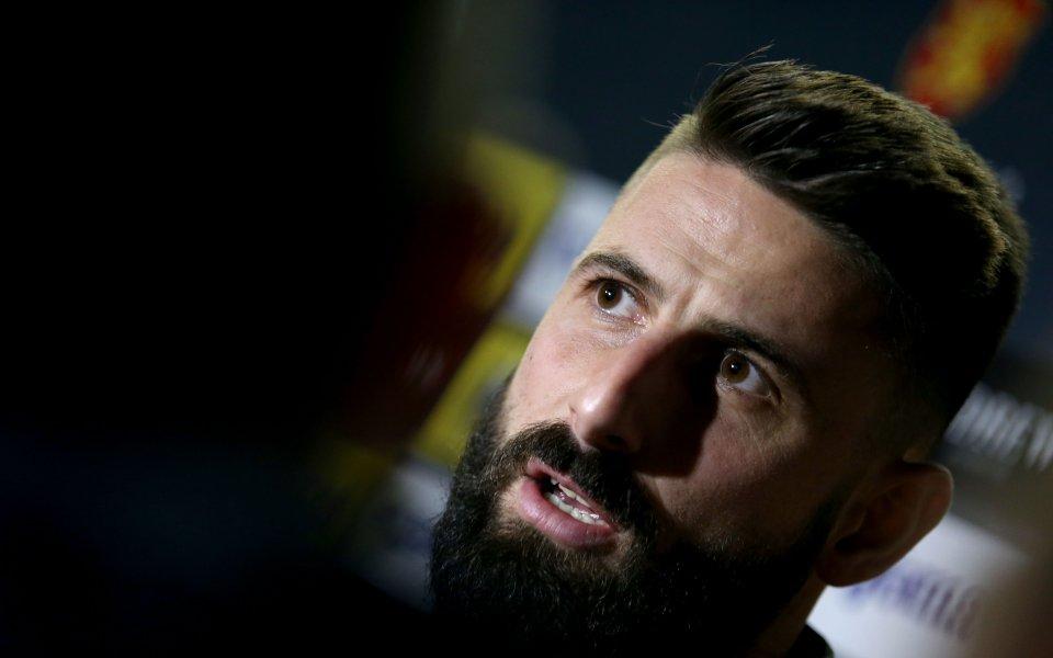 Старши треньорът на Локомотив Пловдив Бруно Акрапович не скри разочарованието