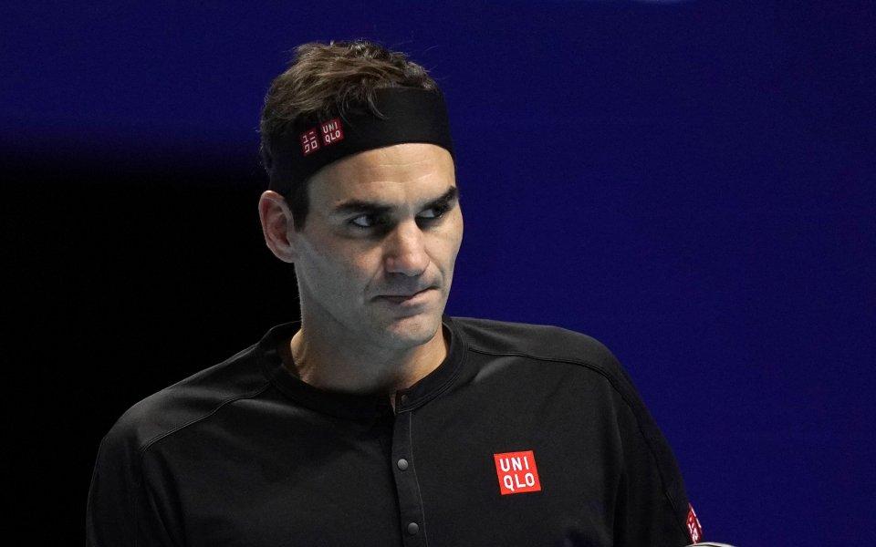 Роджър Федерер надигра Матео Беретини в два сета – в