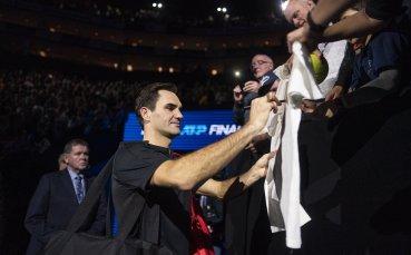 Нов откъс от биографията на Федерер е наяве