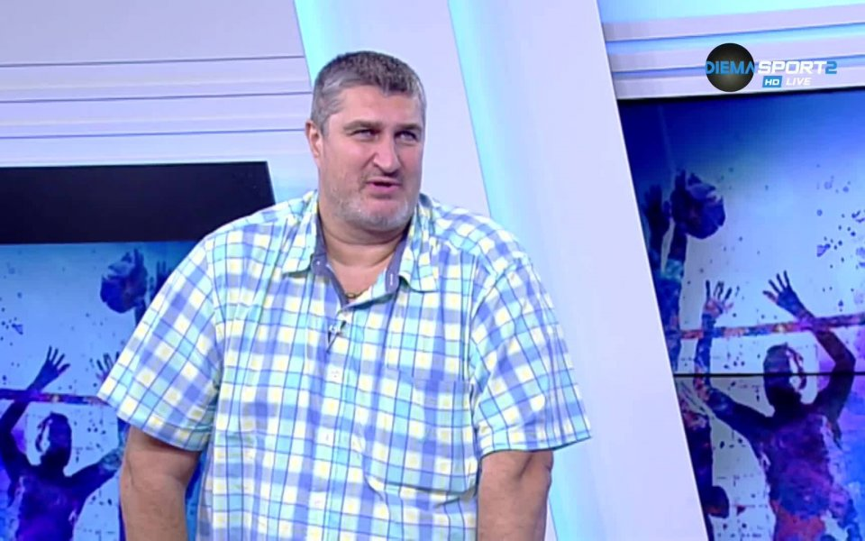 Вицепрезидентът на Българската федерация по волейбол Любослав Ганев коментира темите