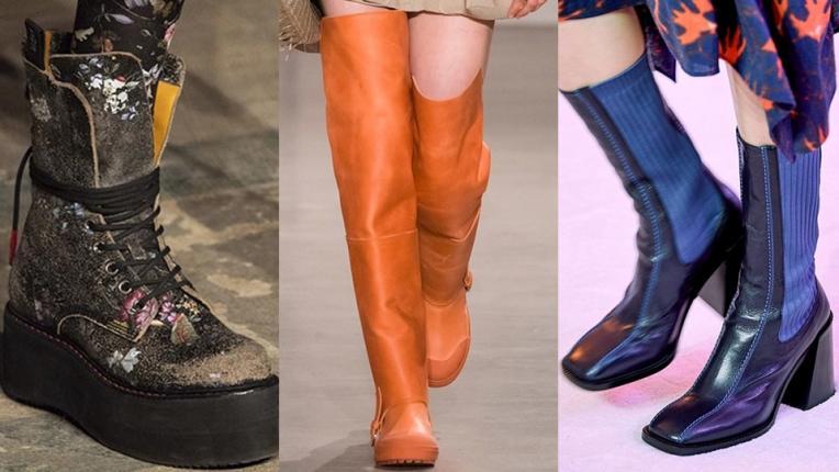 Какви боти и ботуши ще носим тази зима?