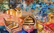 <p><strong>Многоцветни и завладяващи</strong> - картините на Вили Николов</p>