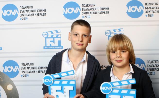 Димитър Рачков младши и Петър Милошев