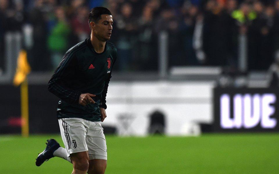 Кристиано Роналдо обяви, че е напълно готов, за да вземе