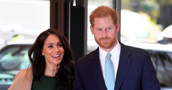 Любопитно Меган и Хари няма да прекарат Коледа с кралицата