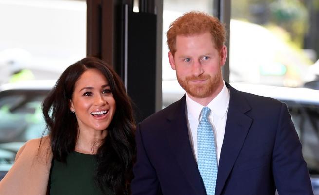 Меган и Хари няма да прекарат Коледа с кралицата