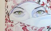 <p><strong>Джино Галанте</strong> и неговите портрети на жени (СНИМКИ)</p>