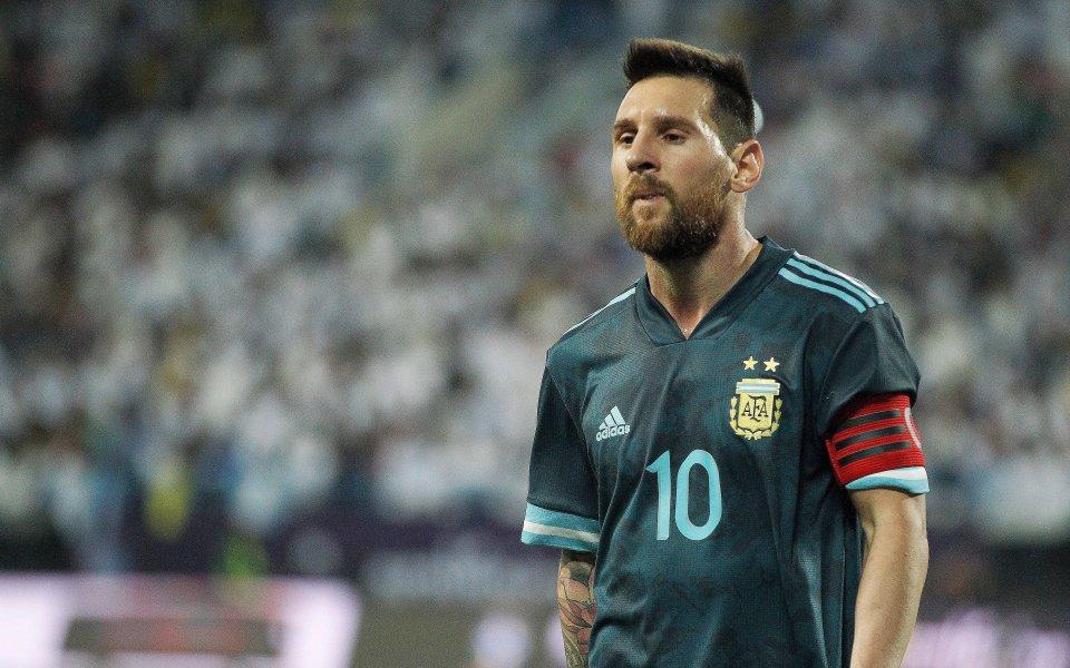 Звездата на Аржентина Лионел Меси остана доволен от победата над