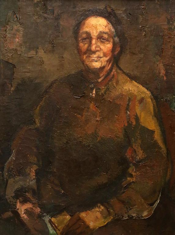<p>Портрет на мама Дима</p>