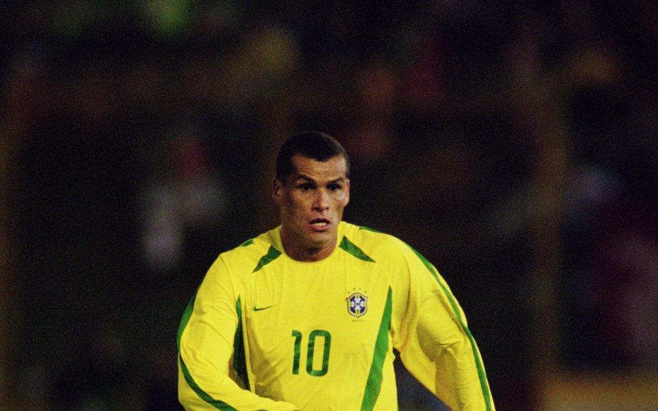Легендата Ривалдо с остра критика към футболист на Бразилия