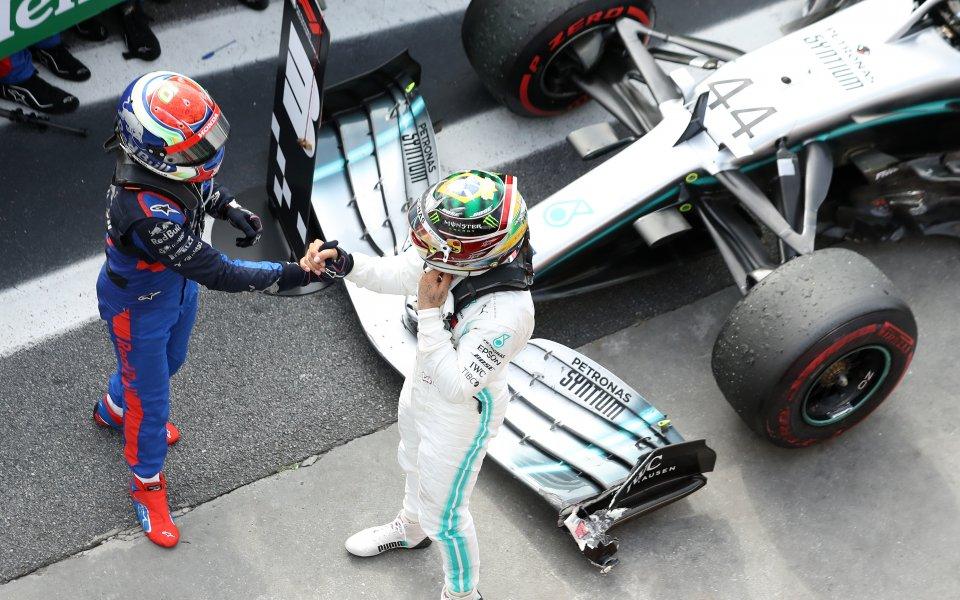 Първото в историята състезание от Формула 1 във Виетнам ще