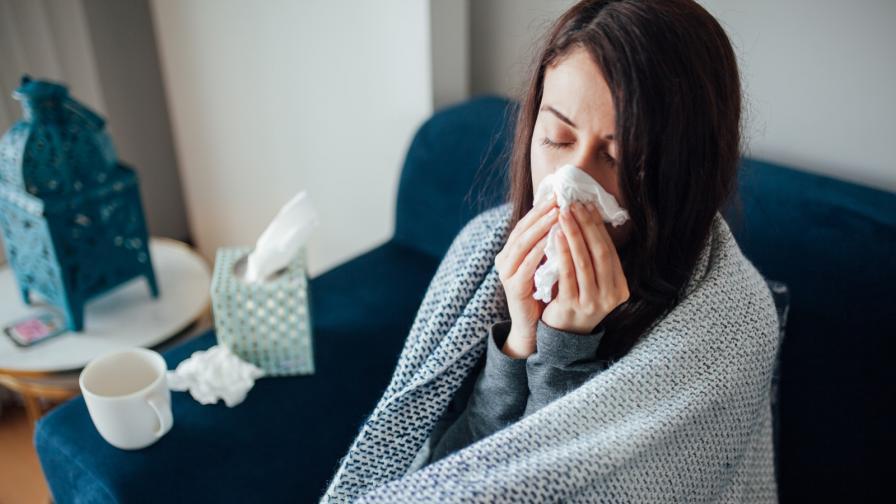 <p>Как да се справим с настинка и грип за <strong>24 часа</strong></p>