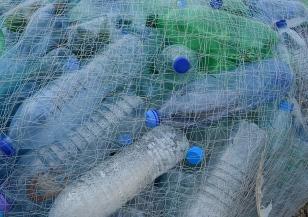 Как в Амстердам събират пластмасовия боклук